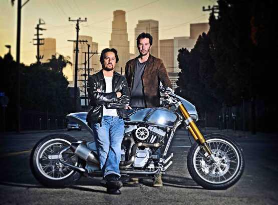 Arch-Motorcycle-Keanu Reeves 4