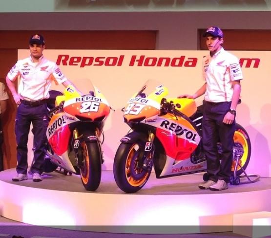 Honda Repsol Moto GP 2013 web