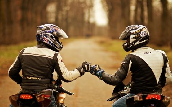 Biker Oxford gang
