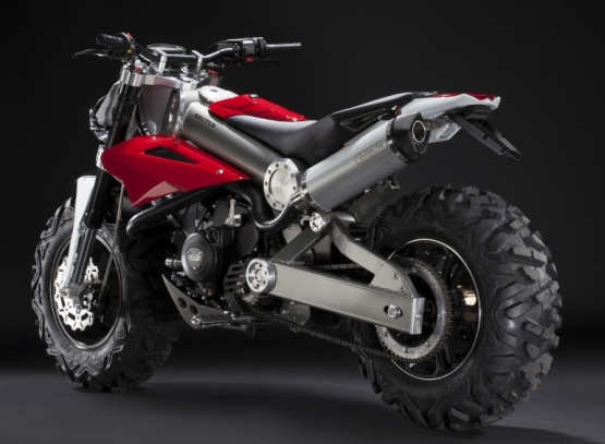 Brutus SUV Motorcycle 2