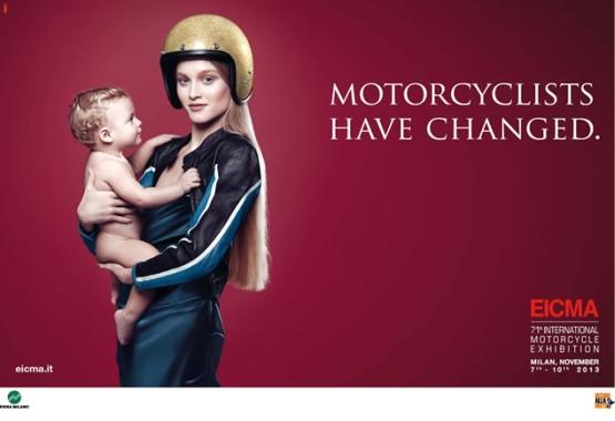 EICMA 2013 poster