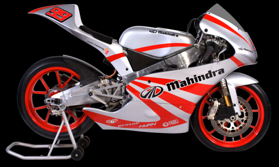 Mahindra GP125 web