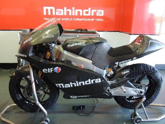 Mahindra-MGP3O