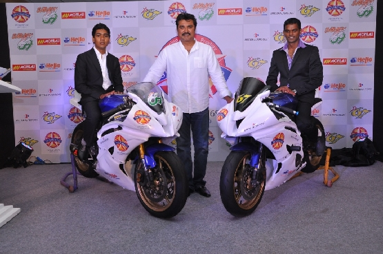 Rider Sarath Kumar, Actor Sarath Kumar, K Rajini