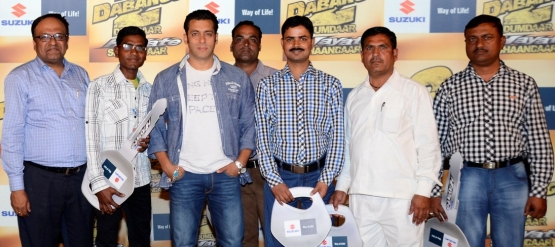 Salman Khan Hayate contest web