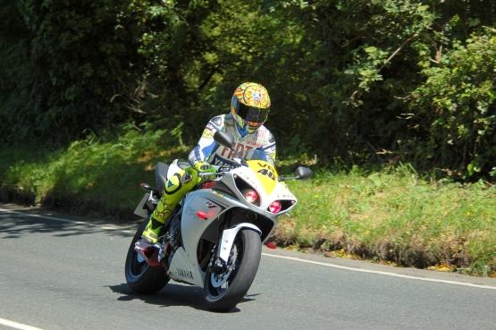 Valentino Rossi IOM TT 3