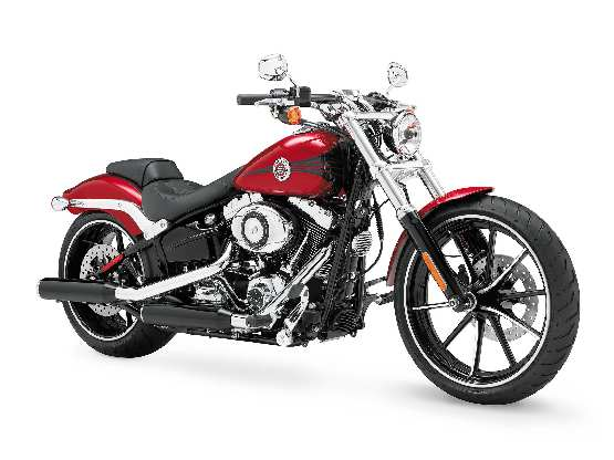 Harley DAvidson Breakout (2)