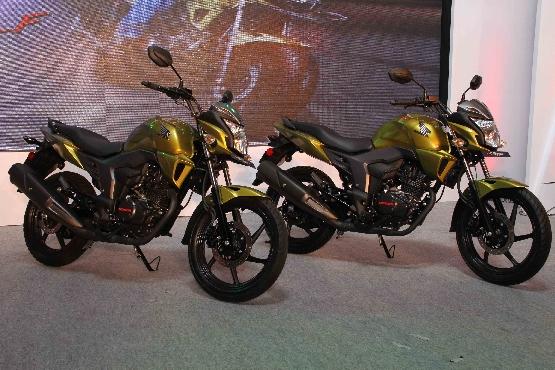 Honda CB Trigger 150 (1)