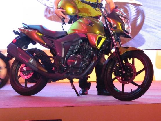 Honda CB Trigger 150