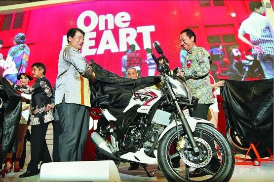 Honda CB150R Indonesia