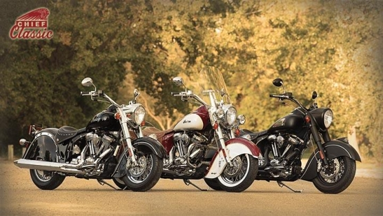 Indian Motorcycle 2013
