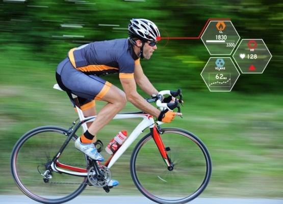 Lifebeam technologies bike helmet 2