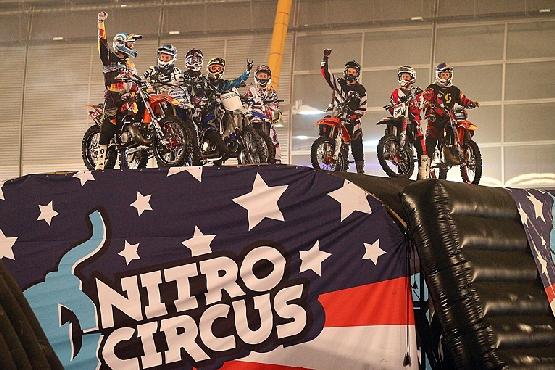 Team Nitro Guinness