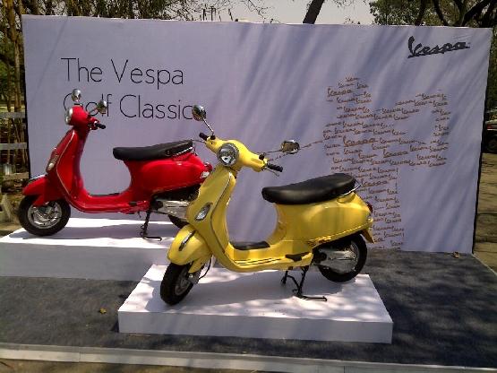 Vespa Golf Classic