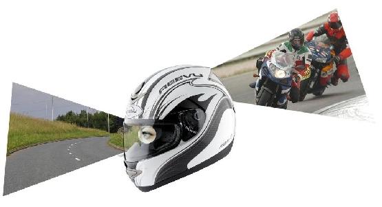 rear view helmet MSX1 (1)