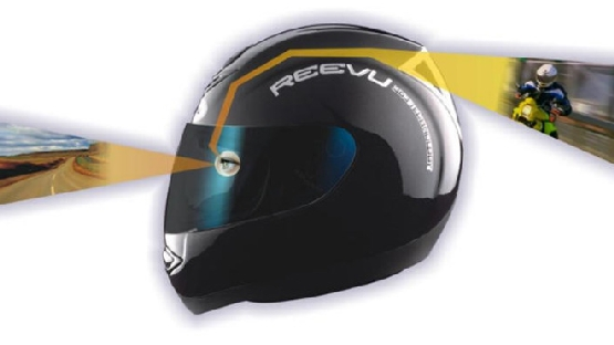 rear view helmet MSX1 (3)