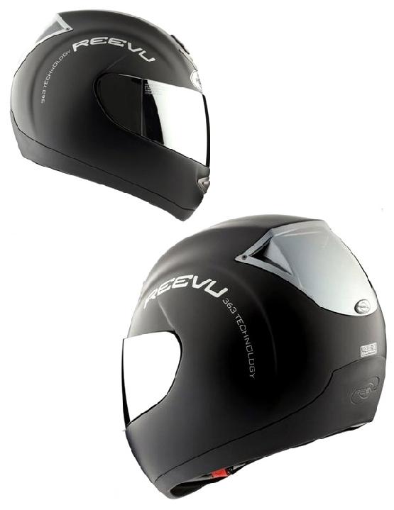 rear view helmet MSX1