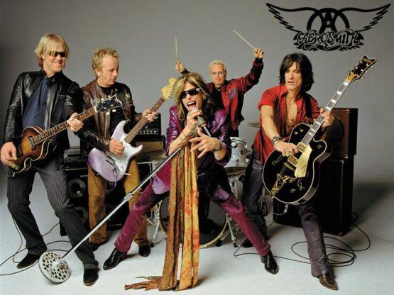 Aerosmith web