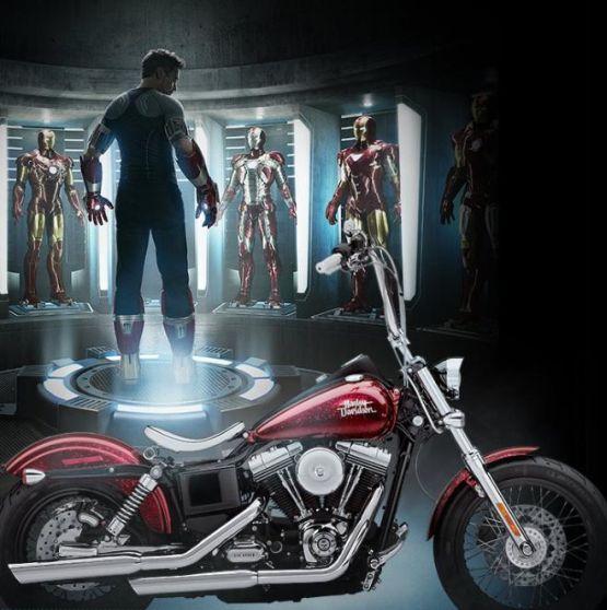 Iron-man Harley web2