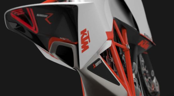 KTM rendering web3