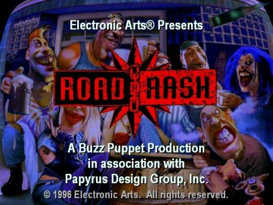Road Rash Original web