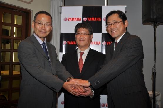 Yamaha honchos web