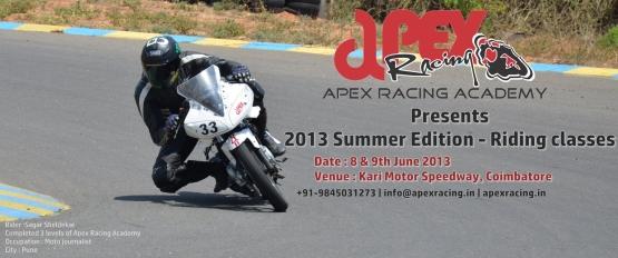 Apex Racing web