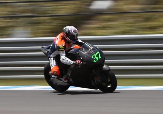 HOnda MotoGP bike web