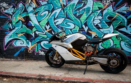 2013 Mission R Electric Superbike Best Bikes In India