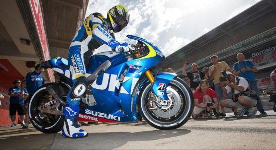 Suzuki MotoGP web2