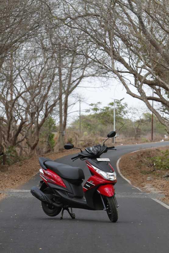 Yamaha Ray-Z (1)
