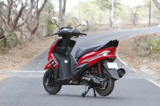 Yamaha Ray-Z (2)
