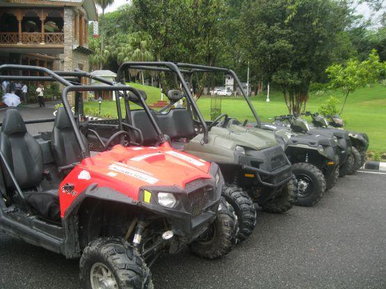Polaris ATV web
