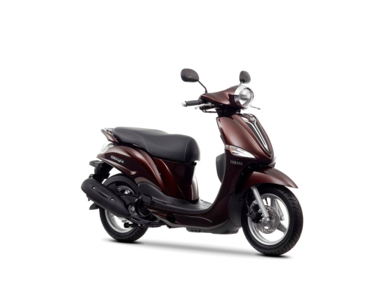 Yamaha Delight Scooter1