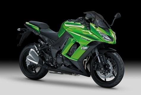 2014 Kawasaki ZX1000SX Web1