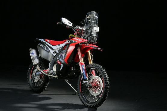 CRF 450 Dakar web 1