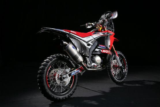 CRF 450 Dakar web 2