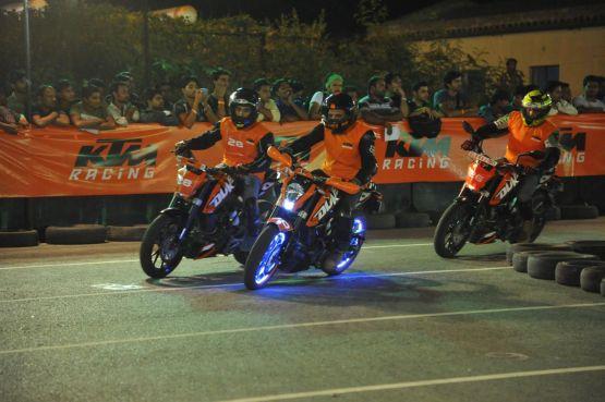 KTM Orange Day Delhi 1 web