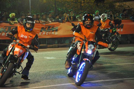 KTM Orange Day Delhi 2 web