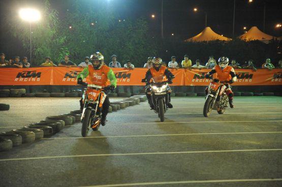 KTM Orange Day Delhi 3 web