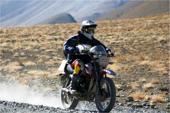 TVS Rider wins Raid De Himalaya web 1