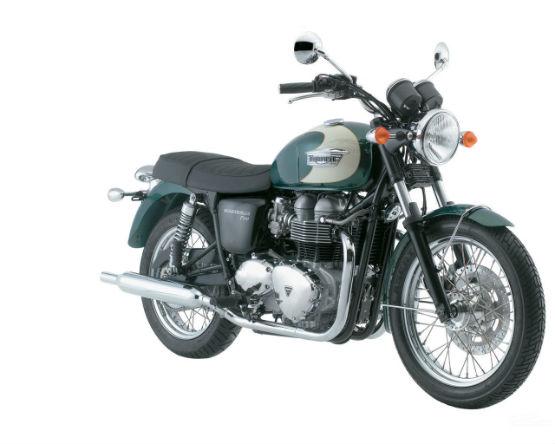 Triumph Boneville T100 web