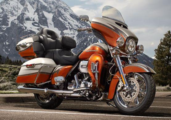 Harley-Davidson CVO Limited web