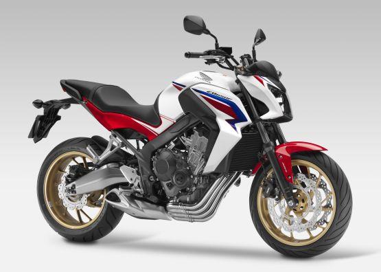 Honda CB650F web