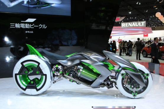 Kawasaki Concept Bike