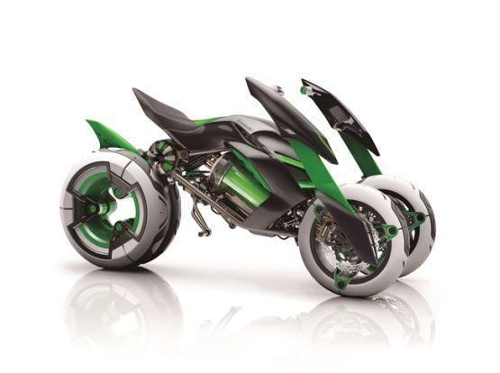 Kawasaki J concept web 4