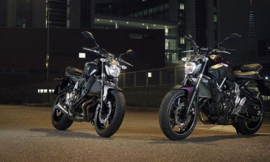 Yamaha EICMA 13 - MT-07 1