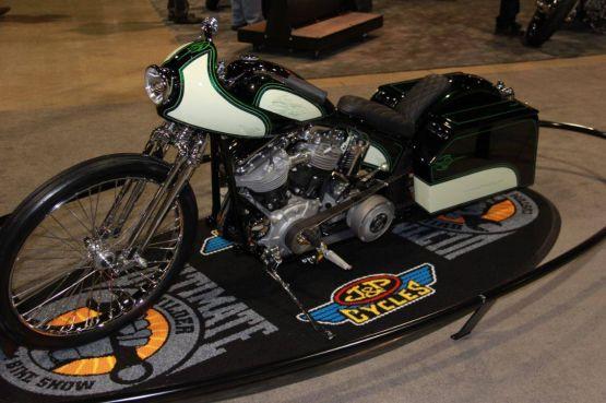 Harley Davidson Custom Chris Richardson web