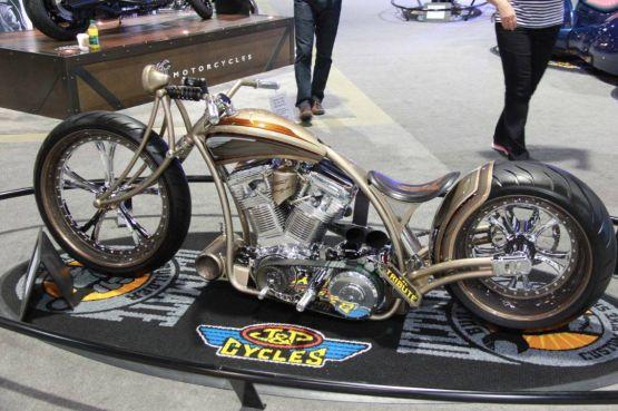 Harley Davidson Custom Sam Baldi web