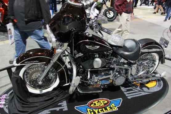 Harley Davidson Custom Shannon Venturo web